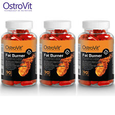 FAT BURNER 90-270 CAPS Strong Thermogenic Produces Energy From Fat Slimming Diet