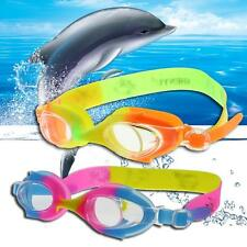 Cool Waterproof Anti-fog Eyewear Swimming Sports Goggles Glasses for Kids Child