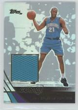 2003-04 Topps Jersey Edition #jeJMA Jamaal Magloire New Orleans Hornets Card