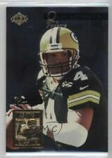 1998 Collector's Edge Supreme Season Review Markers 10 Brett Favre Football Card