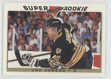 1993-94 Topps Premier #125 Joe Juneau Boston Bruins Hockey Card