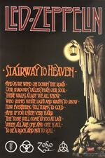 LED ZEPPELIN STAIRWAY TO HEAVEN POSTER (61x91cm) ALBUM PICTURE PRINT NEW ART