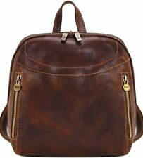 Floto Imports Luggage Lampara Backpack, Italian Calfskin Leather