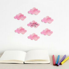 5pcs Lovely Rainbow Cloud Memo Pads Stationery Scrapbooking Stickers Sticky Note