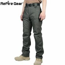 ReFire Gear IX7 II Waterproof Tactical Military Pants Men