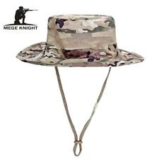 Airsoft Sniper Camouflage Boonie Hats, Tactical Cap Military Mens Fishing hat on