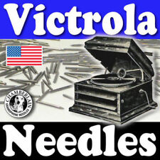 1000 VICTROLA NEEDLES for gramophone 78rpm records NEW for phonograph reproducer