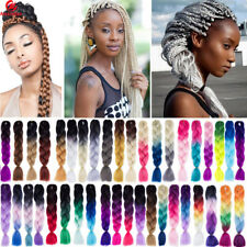 1 Pcs Hair Jumbo Beauty Women Braids Braiding Hair Accessories Colorful Crochet