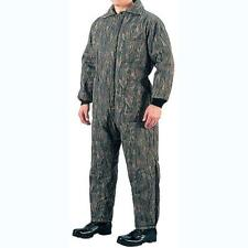 Smokey Branch Camouflage - Outdoor Cold Weather Hunting Insulated Coveralls