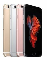 Apple iPhone 6S Unlocked 4s 16GB 64GB 128GB Space Grey Rose Gold Silver Warranty