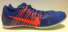 Nike Zoom Victory 2 Flywire Track Spikes Blue Mens 555365-487