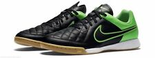NIKE TIEMPO GENIO LEATHER IC 631283-003 INDOOR SOCCER SHOES MENS