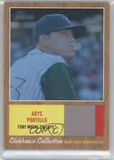 2011 Topps Heritage Minor League Edition CCR-AP Adys Portillo Fort Wayne TinCaps