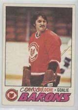1977-78 O-Pee-Chee #109 Gilles Meloche Cleveland Barons Hockey Card
