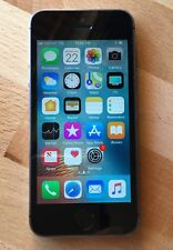 Apple iPhone 5s - 16GB - Space Gray Carrier Unlocked Clean ESN 100% Working