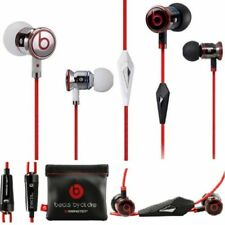 iBeats Beats By Dr Dre Headphones Control Talk Monster In-Ear Noise Isolation