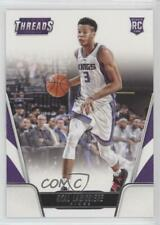 2016 Panini Threads #184 Rookies Skal Labissiere Sacramento Kings RC Rookie Card