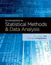 An Introduction to Statistical Methods and Data Analysis by Ott, R. Lyman, Long