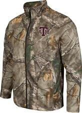 Realtree Full Zip Texas A&M Aggies Performance Jacket