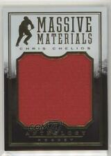 2015-16 Panini Anthology Massive Materials MM-32 Chris Chelios Detroit Red Wings