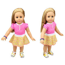 For 18 inch Woman Costume Girl Doll Clothes Dolls Clothes Doll Clothes