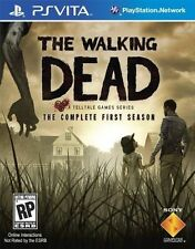 The Walking Dead The Complete First Season (PS VITA) Loose Cart Only