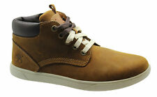 Timberland Earthkeepers EK Groveton Leather Chukka Juniors Boots Kids 6092B U83
