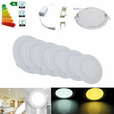 Dimmable LED Recessed Ceiling Light Downlight Fixtures Bulb Lamp for Living Room
