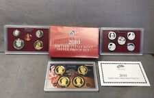 2010 United States Mint Silver Proof Set No reserve