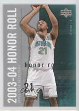 2003-04 Upper Deck Honor Roll #56 Jamaal Magloire New Orleans Hornets Card