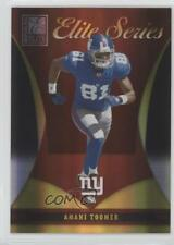 2006 Donruss Elite Series Gold #ES-8 Amani Toomer New York Giants Football Card