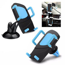 Universal 2in1 Car Dashboard Windshield Mobile Cell Phone Holder Mount Stand