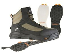 Korkers Fly Fishing Greenback Wading  Boot - Felt & Rubber Soles