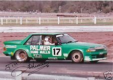 Dick Johnson SIGNED 6x4 or 8x12 photos V8 Supercars DJR FORD FAST POSTAGE