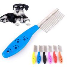 Trimmer Grooming Comb Brush Stainless Steel Comb Shedding Flea For Pet Cat Dog