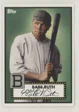 2012 Topps '52 Retro VIP National Convention Base #412 Babe Ruth Baseball Card