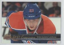 2014 Upper Deck UD Canvas #C153 Ryan Nugent-Hopkins Edmonton Oilers Hockey Card