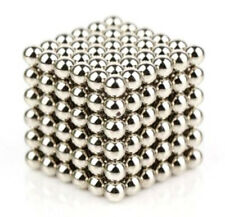 3MM 216pcs Magnet Balls Magic Beads 3D Puzzle Ball Sphere Magnetic Kids Toy Fun