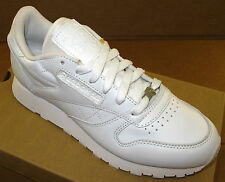 Reebok Women's Classic Leather Casual Shoes V45249  White NWD 5.5 NO BOX