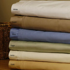 Queen Size Bedding Items 1000TC Egyptian Cotton Select Color All Solid/Striped