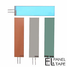 24mm x 96mm Replacement EL Panel Backlight - Glow Foil for Many Synths £9.00