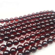 Natural Baltic Amber Round 3mm-7mm Bead for Making  Precious Stone Bracelet