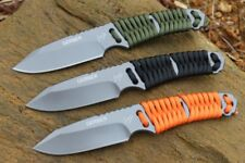 Gerber Bear Grylls Paracord Fixed Blade Survival Knife with Sheath 31-001683