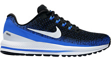 New NIKE AIR ZOOM VOMERO 13 - MEN'S  Black Tint Racer Blue Shoes 22908002 c1