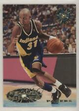 1995-96 Topps Stadium Club #31 Reggie Miller Indiana Pacers Basketball Card