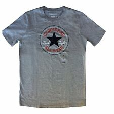 Converse Women's All-Star Chuck Taylor Patch Graphic T-Shirt Tee