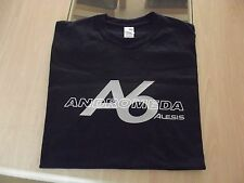 RETRO SYNTH T SHIRT SYNTHESIZER DESIGN Alesis ANDROMEDA A6 S M L XL XXL