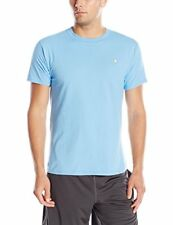 Champion Men's Jersey T-Shirt, Swiss Blue, Small