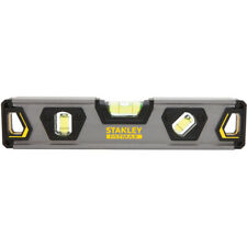 Stanley 9-24-in Torpedo Standard Magnetic Box Beam Levels Accuracy Degree Level