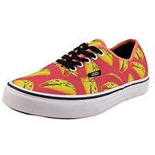 Vans Authentic Late Night Coral/Tacos VN0004MKIRW Mens 9.5, Womens 11